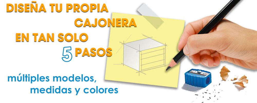 Cajoneras y zapateros a medida for Medidas de zapateras
